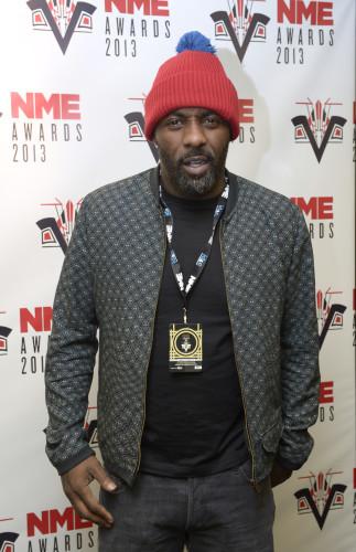 NME Awards 2013 - Press Room - London