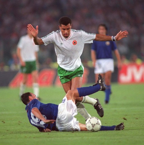 Republic of Ireland vs Italy
