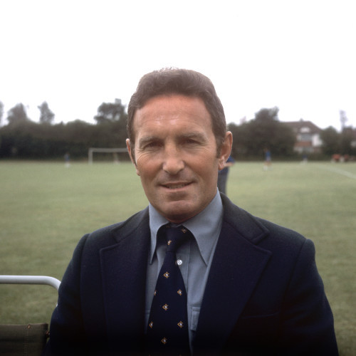 Soccer - Dave Sexton - Chelsea Manager