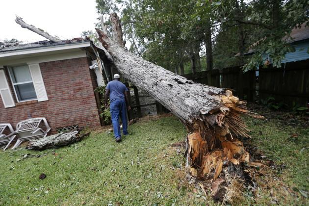 Hurricane Nate Mississippi