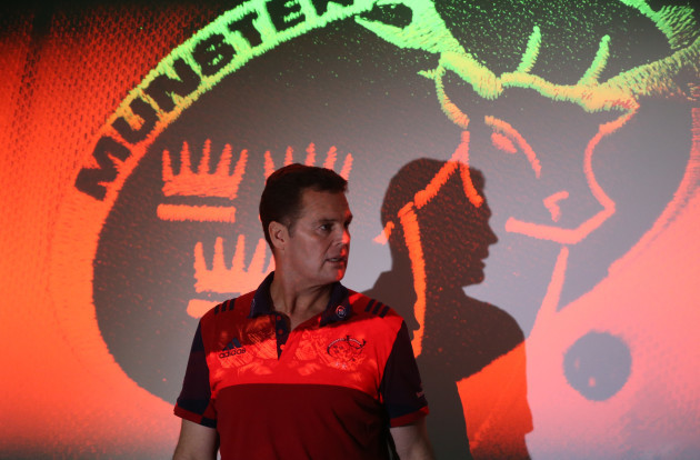 Munster Press Conference