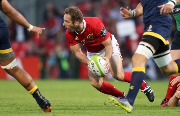 Munster's Tomas O'Leary