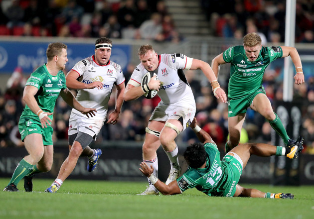 Ulster consign Wasps to fifth straight defeat in Champions Cup opener