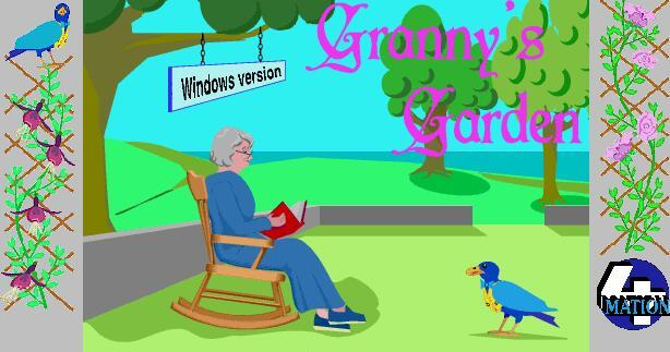 Granny S Garden. 8 Weird Pc S You Might Have Played In The 90s 00s Daily Edge