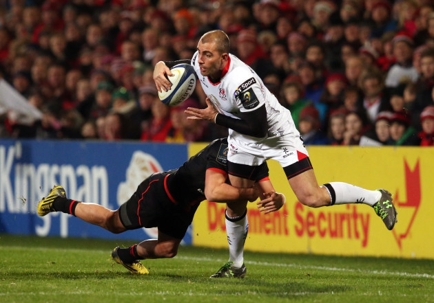 Ulster v Toulouse - European Champions Cup - Pool One - Kingspan Stadium