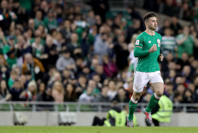 Sean Maguire sweats on extent of hamstring injury
