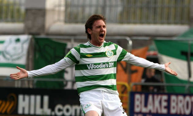 Soccer - Airtricity League - Shamrock Rovers v Sporting Fingal - Tallaght Stadium