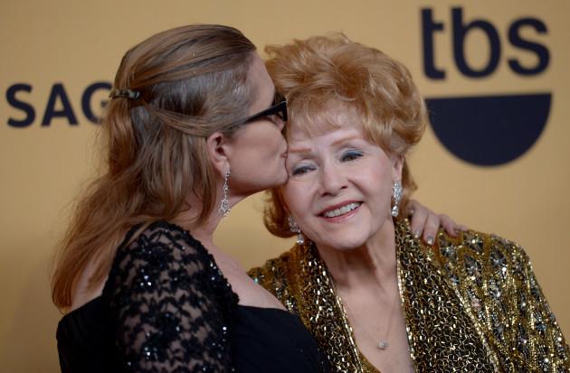 Debbie Reynolds 1932-2016 American Actress