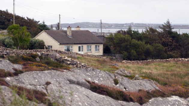 RTE Prime Time - Missing mother Barbara Walsh family home in Connemara