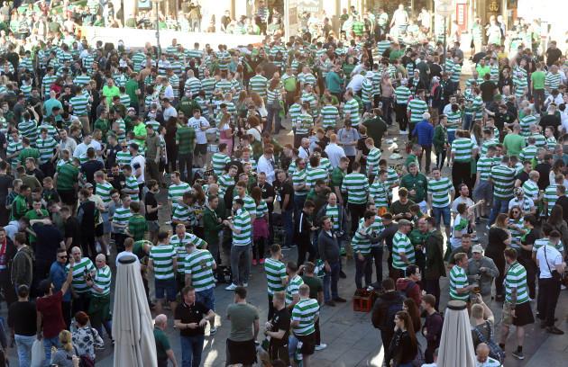 Bayern Munich vs Celtic