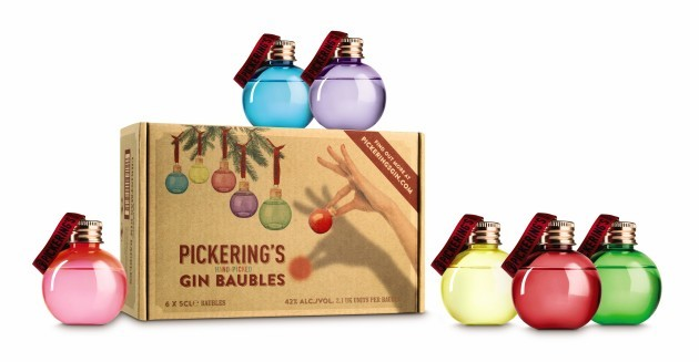 Gin Baubles €26.99