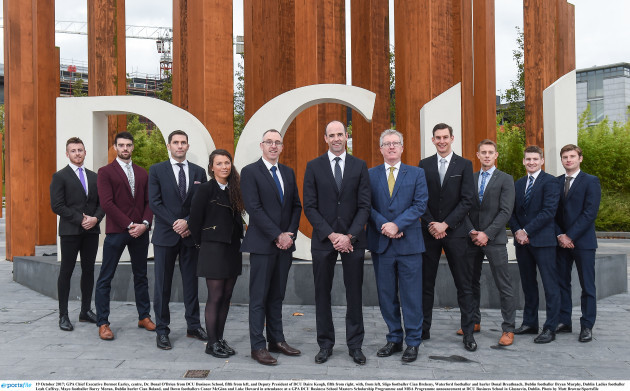 GPA DCU Business School Masters Scholarship Programme and MBA Programme announcement