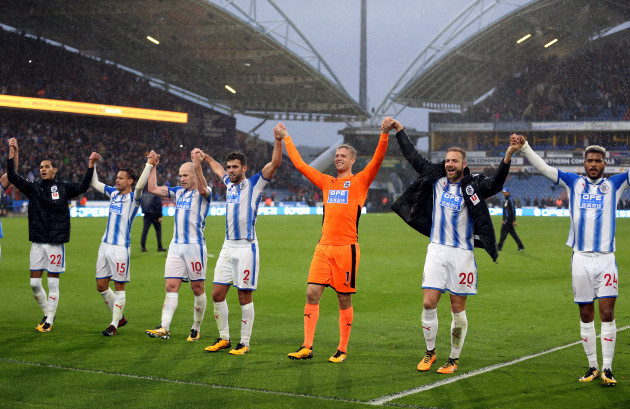 Huddersfield Town v Manchester United - Premier League - John Smith's Stadium