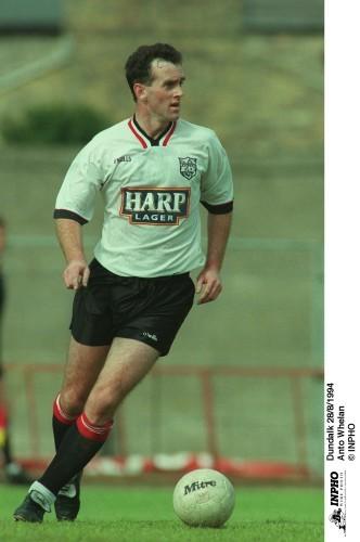 Anto Whelan Dundalk 28/8/1994
