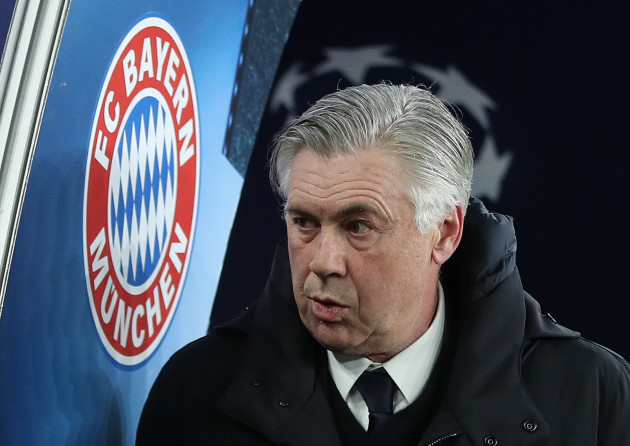 Carlo Ancelotti File Photo