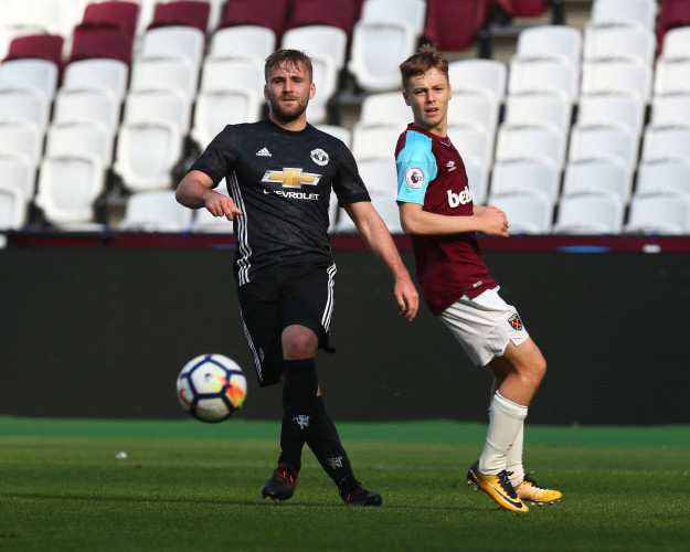 UK: West Ham United v Manchester United: Premier League 2