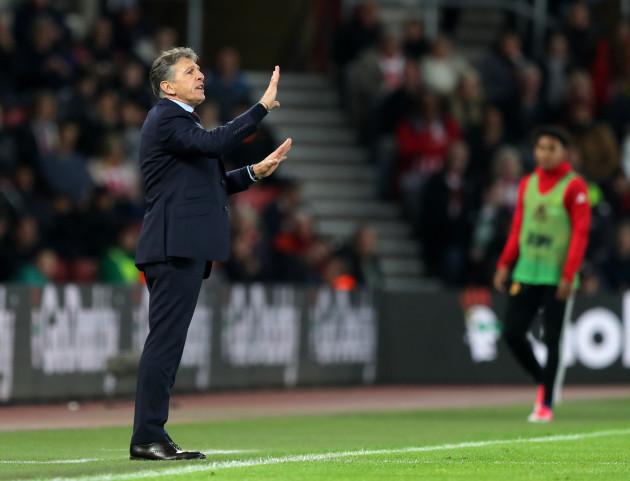 Southampton v Manchester United - Premier League - St Mary's