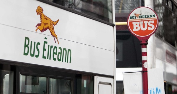 File Photo. Absenteeism at Bus Éireann has doubled, leading to cancellations of services 12% - at a time when absenteeism is falling elsewhere in the economy. End.