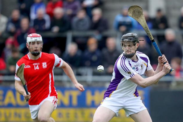 Cian MacGabhann with Con O'Callaghan