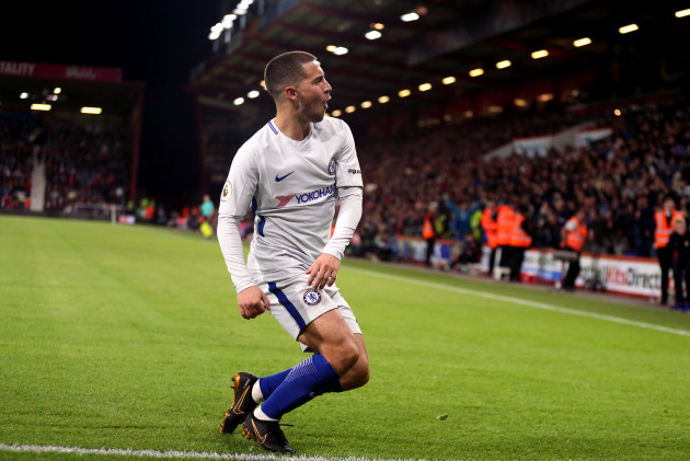 AFC Bournemouth v Chelsea - Premier League - Vitality Stadium