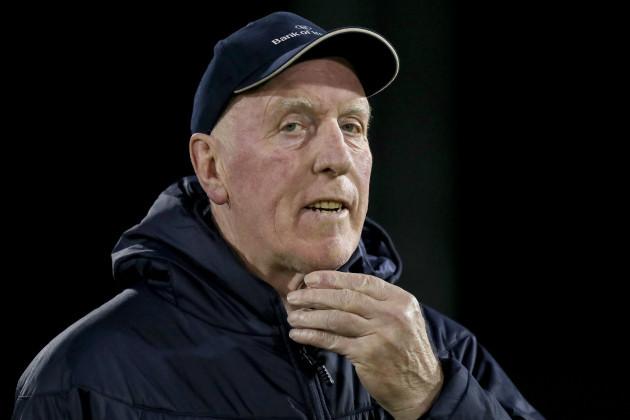 St. Vincent's manager Brian Mullins
