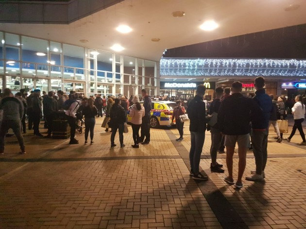 Blanchardstown Shopping Centre evacuated amid reports of armed man in the area