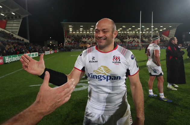 Ulster Win Utterly Bonkers Game With Dramatic Late Try