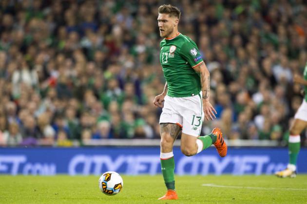 Ireland: Republic of Ireland v Moldova - FIFA 2018 World Cup Qualifier