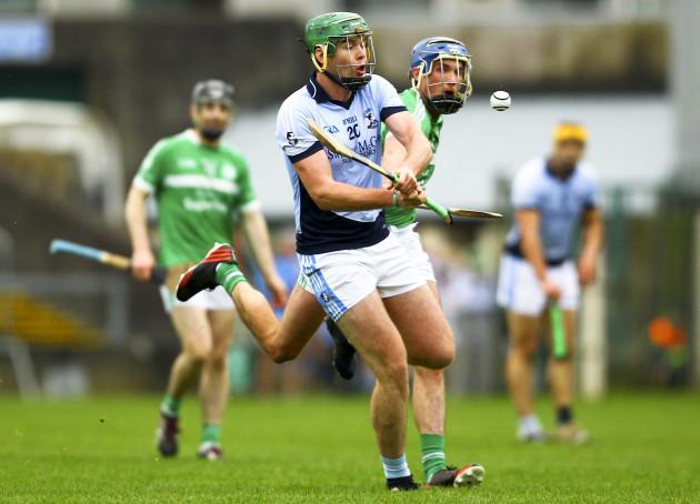 Ronan Lynch and Gavin O'Mahony