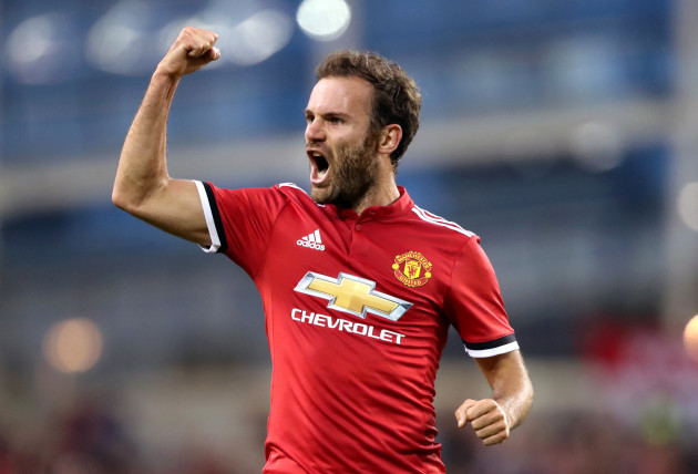 Juan Mata file photo