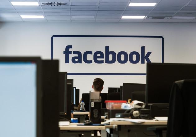 Facebook office in Berlin