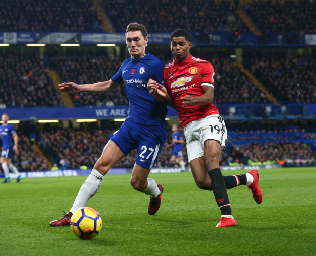 United Kingdom: Chelsea v Manchester United - Premier League