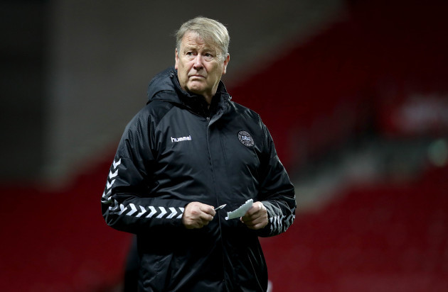 Image result for pic of Denmark manager Age Hareide