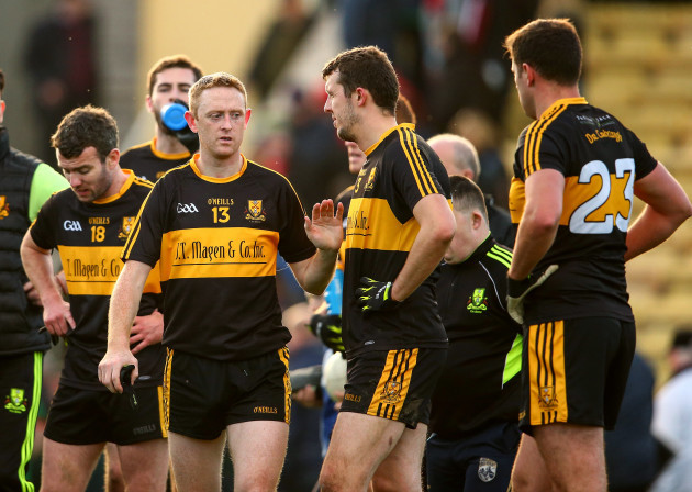 Colm Cooper after the final whistle
