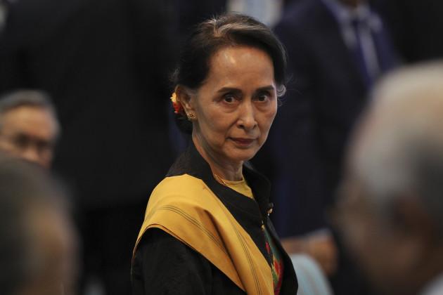 Philippines ASEAN Myanmar