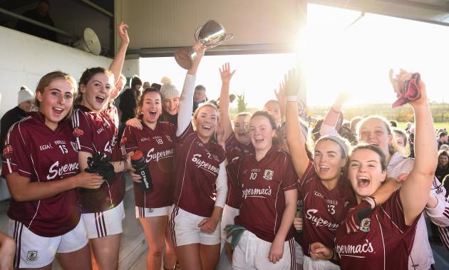 Mayo v Galway - All Ireland U21 Ladies Football Final