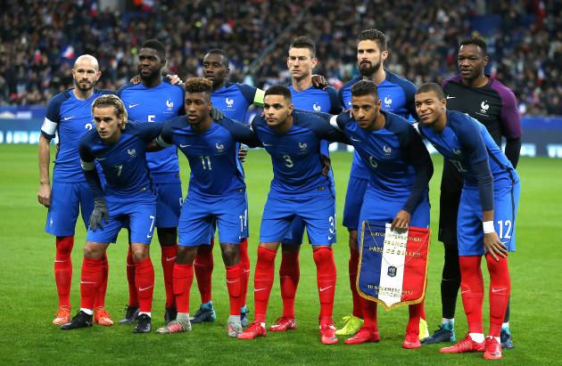 France v Wales - International Friendly - Stade de France