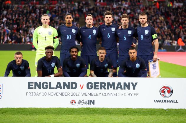 United Kingdom: England v Germany - International Friendly