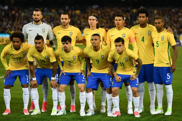 Soccer 2017 - Argentina def Brazil 1-0