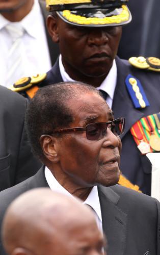 ZIMBABWE-HARARE-MUGABE-DEATH PENALTY-SUPPORT