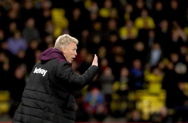 Watford v West Ham United - Premier League - Vicarage Road
