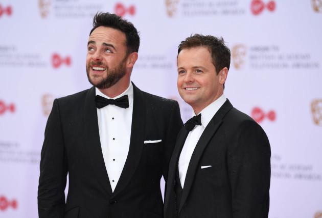 Virgin TV British Academy Television Awards 2017 - Arrivals - London