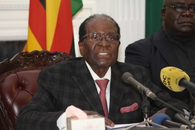 ZIMBABWE-HARARE-MUGABE