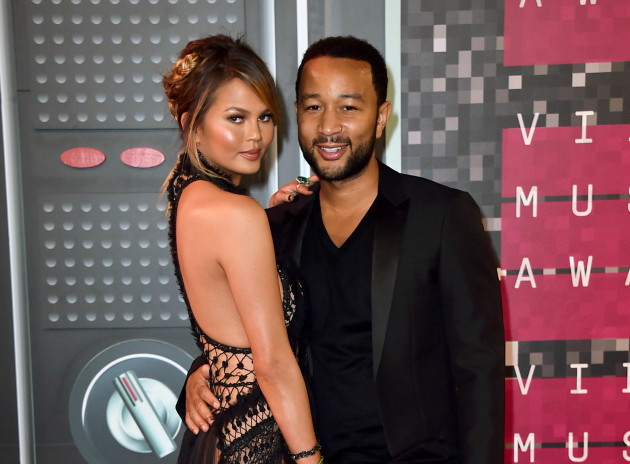 People-John Legend-Chrissy Teigen