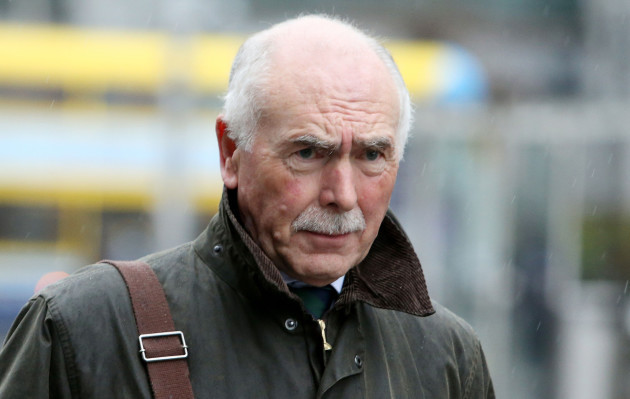 Brendan Megraw inquest
