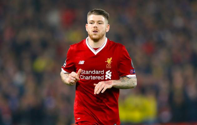 Liverpool v Maribor - UEFA Champions League - Group E - Anfield