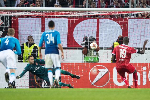 1. FC Cologne vs. FC Arsenal