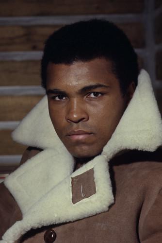 MUHAMMAD ALI (Geboren am 17. Januar 1942 als Cassius Marcellus Clay Jr...