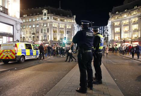 Britain London Incident