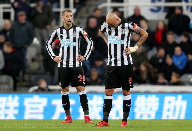 Newcastle United v Watford - Premier League - St James' Park